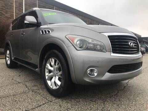 2011 Infiniti QX56 for sale at Classic Motor Group in Cleveland OH