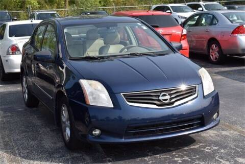 2011 Nissan Sentra for sale at BOB ROHRMAN FORT WAYNE TOYOTA in Fort Wayne IN
