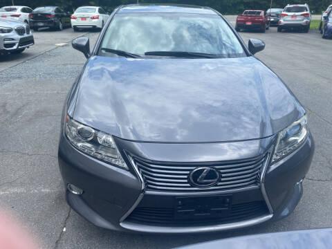 2014 Lexus ES 350 for sale at J Franklin Auto Sales in Macon GA