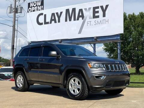2017 Jeep Grand Cherokee for sale at Clay Maxey Fort Smith in Fort Smith AR