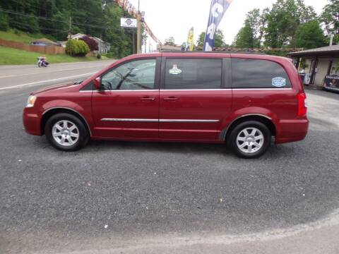 2012 Chrysler Town and Country for sale at RJ McGlynn Auto Exchange in West Nanticoke PA