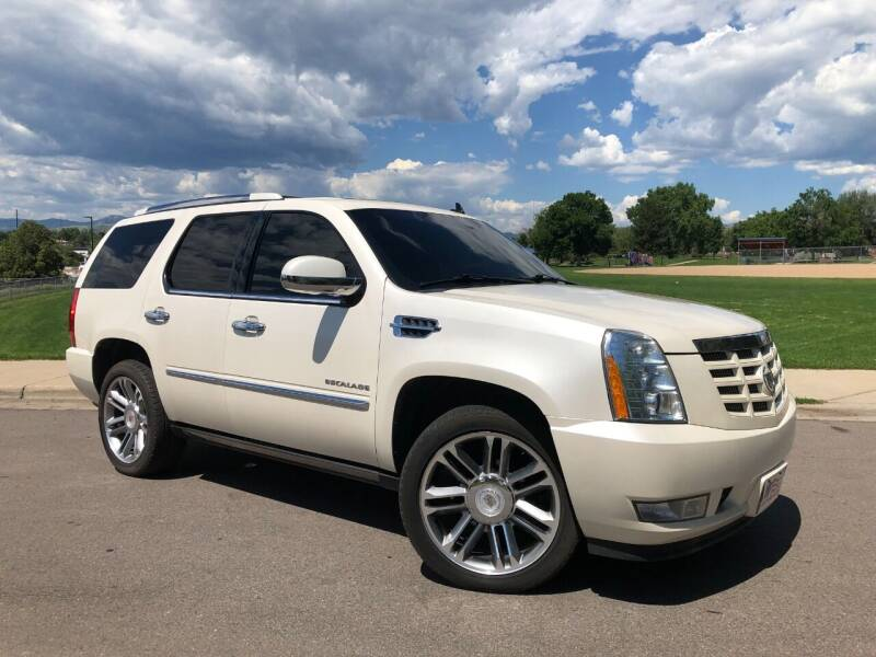 2011 Cadillac Escalade for sale at Nations Auto in Lakewood CO