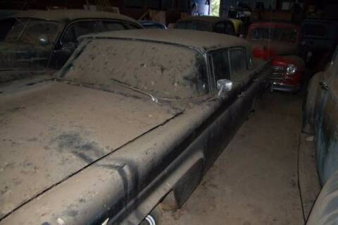 1958 Lincoln Town Car for sale at Classic Car Deals in Cadillac MI