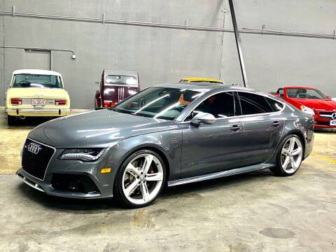 2014 Audi RS 7 for sale at EA Motorgroup in Austin TX