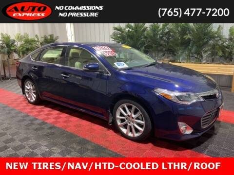 2013 Toyota Avalon for sale at Auto Express in Lafayette IN