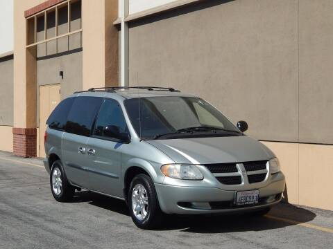 2004 Dodge Caravan for sale at Gilroy Motorsports in Gilroy CA