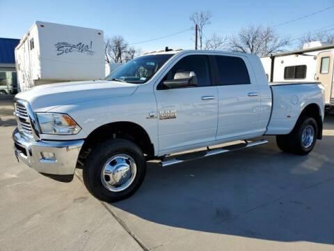 2017 RAM Ram Pickup 3500 for sale at Kell Auto Sales, Inc - Grace Street in Wichita Falls TX