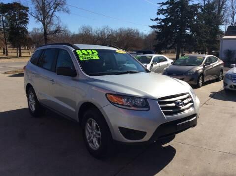 2012 Hyundai Santa Fe for sale at Harrison Family Motors in Topeka KS