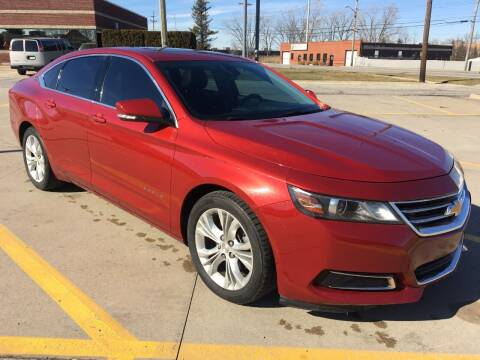 2014 Chevrolet Impala for sale at City Auto Sales in Roseville MI