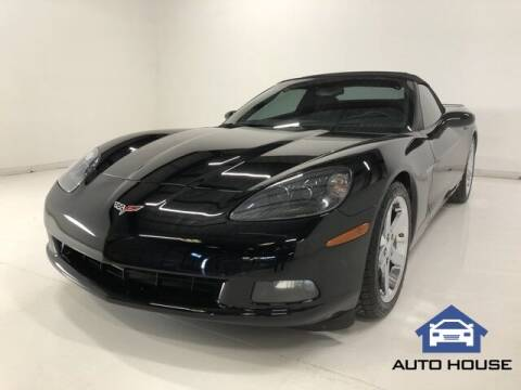 2007 Chevrolet Corvette for sale at Auto House Phoenix in Peoria AZ