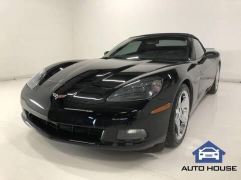 2007 Chevrolet Corvette for sale at Auto House Phoenix in Peoria AZ
