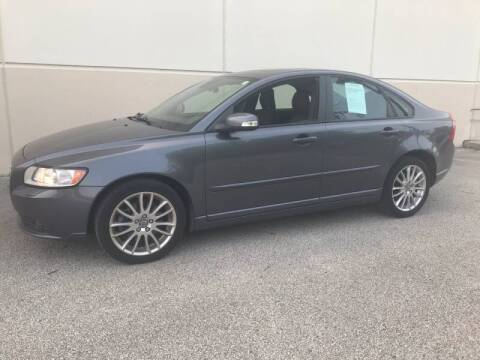2009 Volvo S40 for sale at Crowne Motors in Newton IA