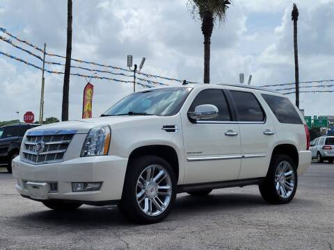 2014 Cadillac Escalade for sale at A MOTORS SALES AND FINANCE - 5630 San Pedro Ave in San Antonio TX