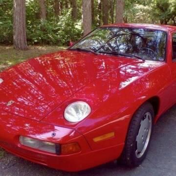 1987 Porsche 928 for sale at Classic Car Deals in Cadillac MI