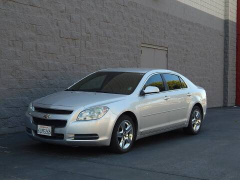 2009 Chevrolet Malibu for sale at Gilroy Motorsports in Gilroy CA