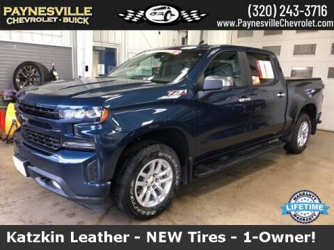 2019 Chevrolet Silverado 1500 for sale at Paynesville Chevrolet Buick in Paynesville MN