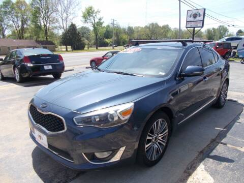 2014 Kia Cadenza for sale at High Country Motors in Mountain Home AR