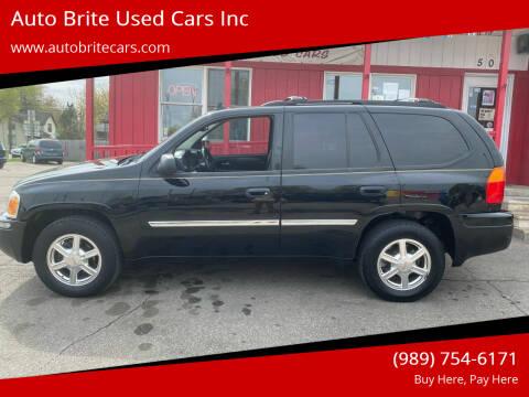 2008 GMC Envoy for sale at Auto Brite Used Cars Inc in Saginaw MI