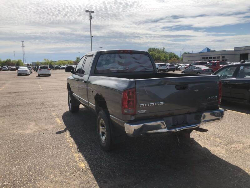 2002 Dodge Ram Pickup 1500 for sale at Prime Auto Sales in Rogers MN