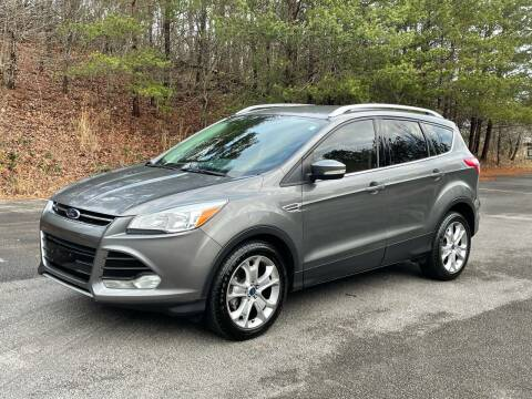2014 Ford Escape for sale at Turnbull Automotive in Homewood AL