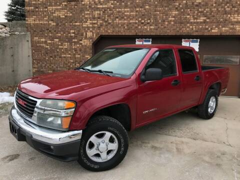 2005 GMC Canyon for sale at K2 Autos in Holland MI