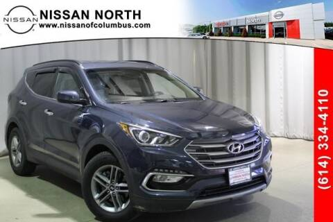 2017 Hyundai Santa Fe Sport for sale at Auto Center of Columbus in Columbus OH