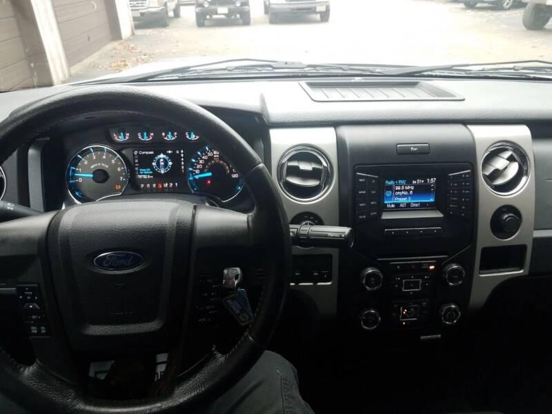 2013 Ford F-150 for sale at Suburban Auto Technicians LLC in Walpole MA