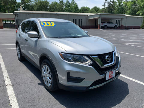 2017 Nissan Rogue for sale at B & M Car Co in Conroe TX