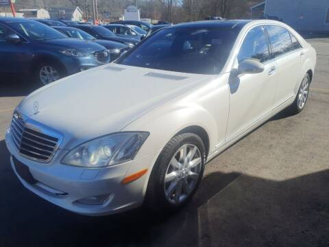 2007 Mercedes-Benz S-Class for sale at Top Quality Auto Sales in Westport MA