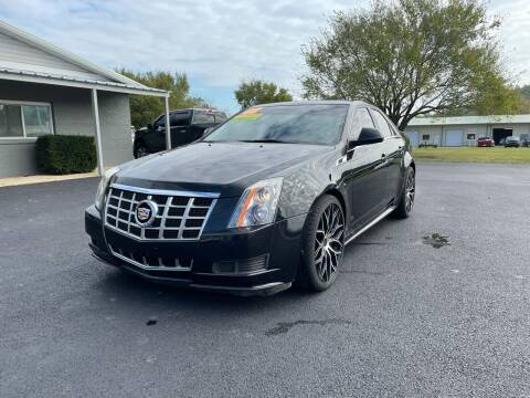 2013 Cadillac CTS for sale at Jacks Auto Sales in Mountain Home AR
