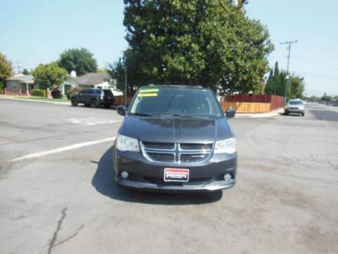 2011 Dodge Grand Caravan for sale at Top Notch Auto Sales in San Jose CA