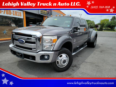 2011 Ford F-450 Super Duty for sale at Lehigh Valley Truck n Auto LLC. in Schnecksville PA