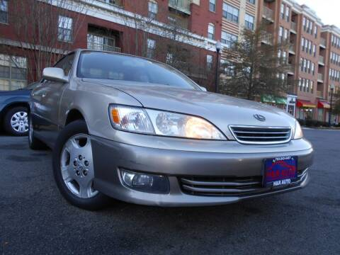 2000 Lexus ES 300 for sale at H & R Auto in Arlington VA