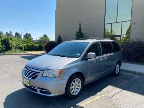 2013 Chrysler Town and Country for sale at TDI AUTO SALES in Boise ID