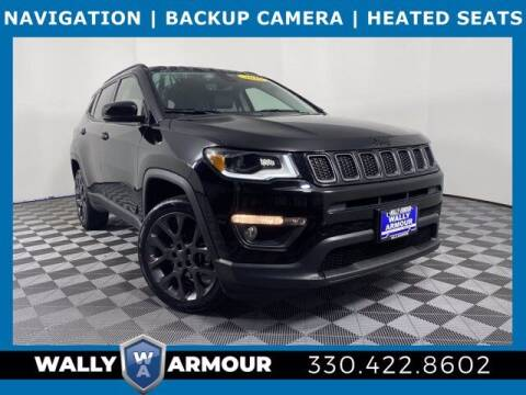2019 Jeep Compass for sale at Wally Armour Chrysler Dodge Jeep Ram in Alliance OH