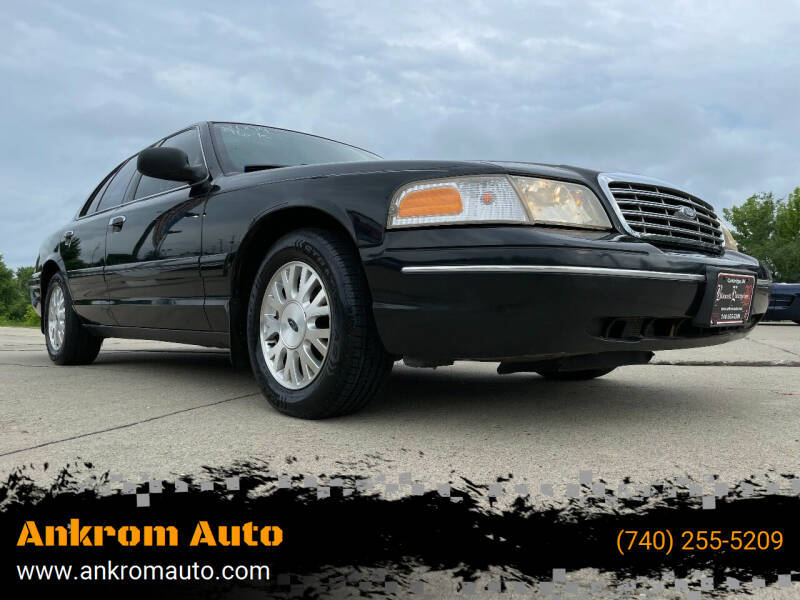 2004 Ford Crown Victoria for sale at Ankrom Auto in Cambridge OH