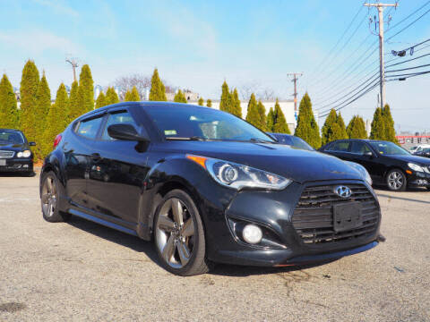 2014 Hyundai Veloster for sale at East Providence Auto Sales in East Providence RI