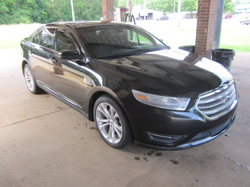 2013 Ford Taurus for sale at Geaux Texas Auto & Truck Sales in Tyler TX