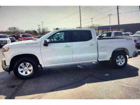 2020 Chevrolet Silverado 1500 for sale at Platinum Car Brokers in Spearfish SD