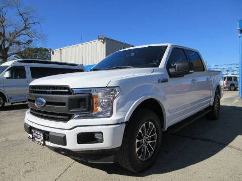 2019 Ford F-150 for sale at Quality Investments in Tyler TX