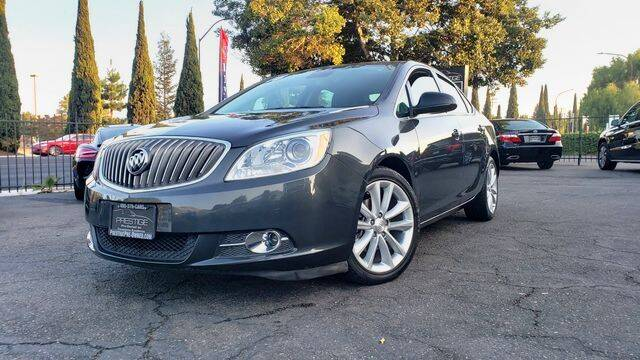 2016 Buick Verano for sale at PRESTIGE PRE OWNED INC in Campbell CA