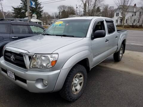 2007 Toyota Tacoma for sale at York Street Auto in Poultney VT