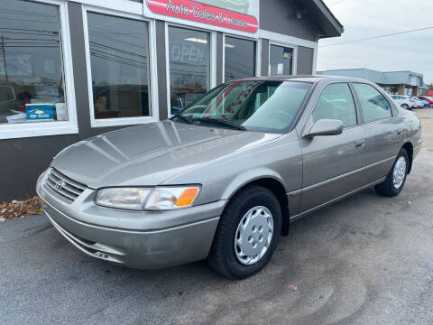 1999 Toyota Camry for sale at Martins Auto Sales in Shelbyville KY