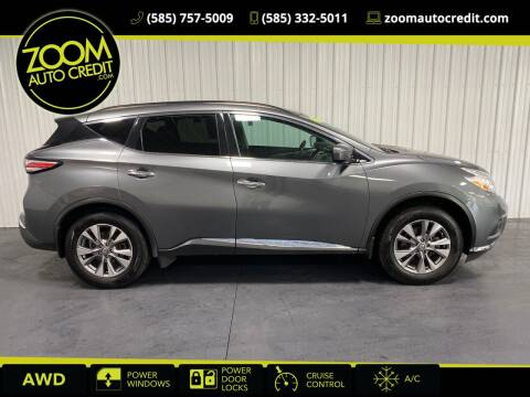 2016 Nissan Murano for sale at ZoomAutoCredit.com in Elba NY
