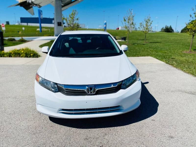 2012 Honda Civic LX 4dr Sedan 5A - Saint Francis WI
