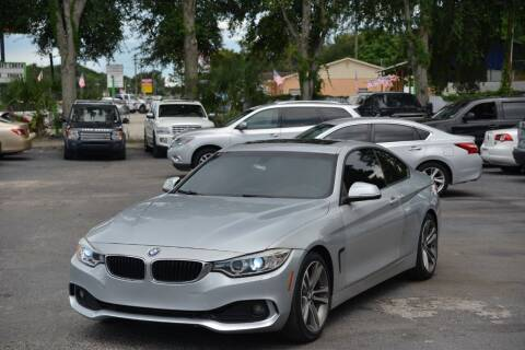 2014 BMW 4 Series for sale at Motor Car Concepts II - Kirkman Location in Orlando FL