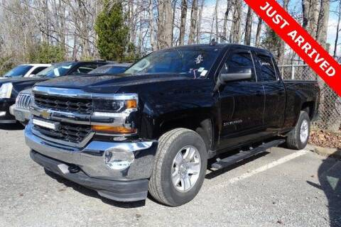 2018 Chevrolet Silverado 1500 for sale at Brandon Reeves Auto World in Monroe NC