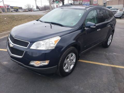 2010 Chevrolet Traverse for sale at Used Auto LLC in Kansas City MO