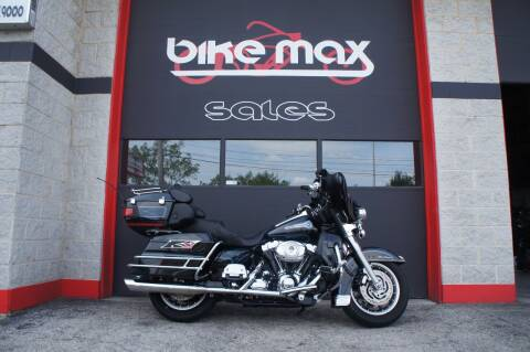 2007 Harley-Davidson Electra Glide Ultra Classic for sale at BIKEMAX, LLC in Palos Hills IL