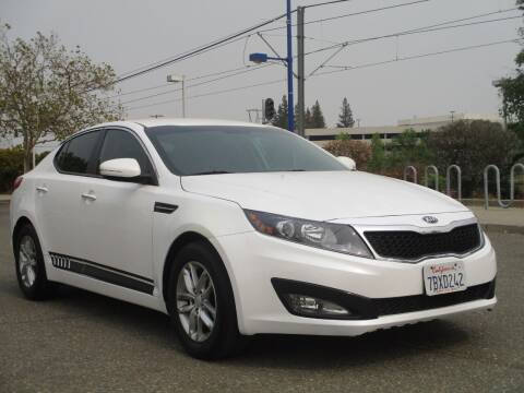 2013 Kia Optima for sale at General Auto Sales Corp in Sacramento CA